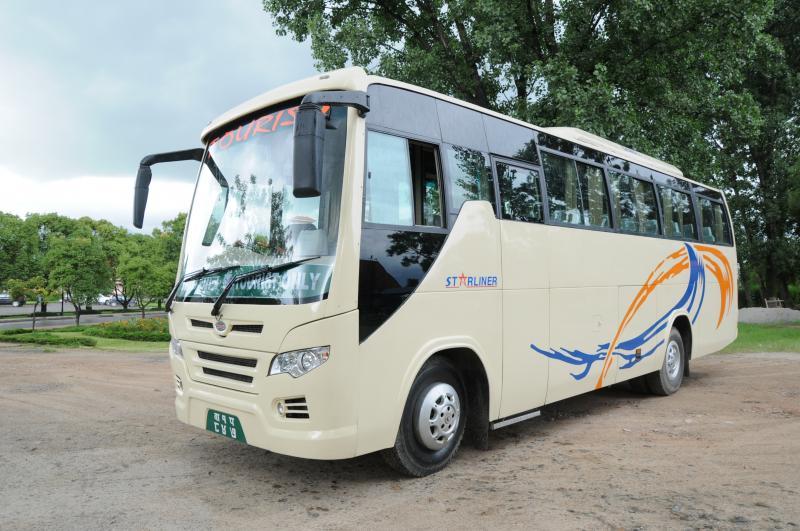 Chitwan Tourist Bus