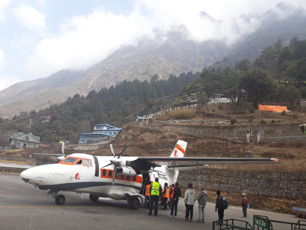 Lukla Flight Ticket